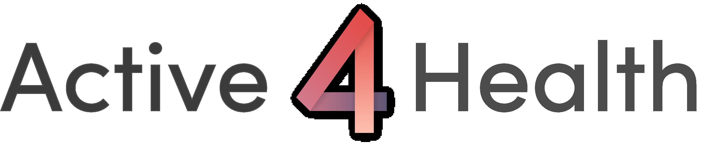 Active 4 Health Logo
